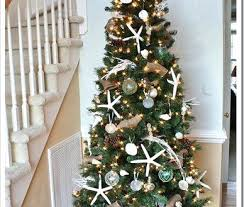 Nautical Christmas Tree Skirt Attractive Inspiration Coastal Clearance Inspired Beach Home Improvement Wilson Actor