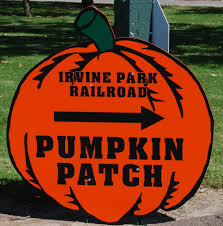 Pumpkin Patch Rides by The Irvine Park Railroad U0027s Annual Pumpkin Patch Giveaway Socal