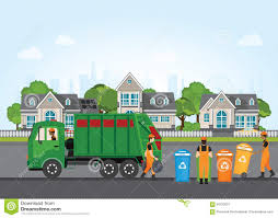 100 Types Of Garbage Trucks Truck Stock Illustrations 2889 Truck Stock