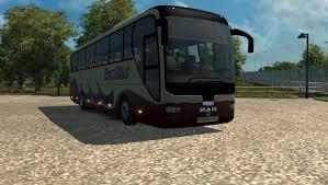 MAN LION'S COACH BUS V1.0 Mod -Euro Truck Simulator 2 Mods