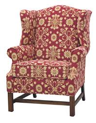 Country Upholstered Furniture Settee