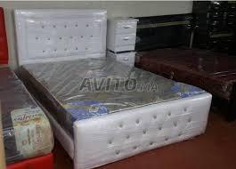 a vendre chambre a coucher chambre à é bois et tapissier blanc et maltas à vendre à dans