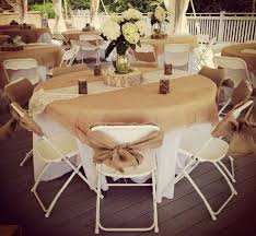 Can Plastic Folding Chairs Look Elegant For My Event | Baby ...