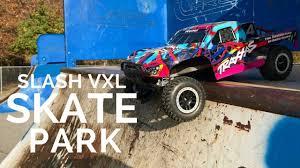 100 Monster Trucks Nj Driftomaniacs Traxxas Slash RC Car Shreds NJ Skate Park