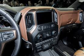 2019 Chevrolet Silverado: 9 Silverado Surprises And Delights - Motor ... 2019 Chevy Silverado 1500 Interior Radio Cargo App Specs Tour 20 Hd Cabin Spy Photos Gm Authority 2018 New Chevrolet 4wd Double Cab Standard Box Lt At Chevygmc Center Console Tape Deck Removal Youtube The Top 4 Things Needs To Fix For Speed 3500hd Reviews 1962 Panel Truck Remains On The Job Console Subs Lowrider Diy Projects Pinterest Safe 2014 Up Gmc Sierra Also 2015 42017 Front 2040 Split Bench Seat With Crew Short Rocky