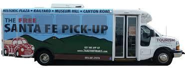 100 Truck Pick Up Lines Santa Fe Up Shuttle City Of Santa Fe New Mexico
