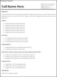 Resume Templates For Teenagers First Time With No Experience Samples Great Teenager How