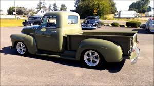 100 1951 Chevy Truck Chevrolet Pickup YouTube