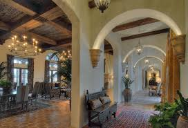 Photo Of Mission Architecture Style Ideas by The Lighted Arches Ditto Really Cool Especially At