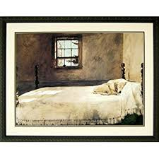 Amazoncom Master Bedroom By Andrew Wyeth 32x24 Prints Posters