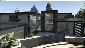 100 Odern House West Vinewood Modern GTA5Modscom