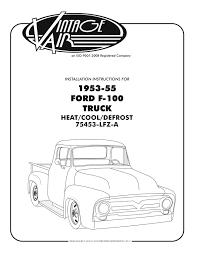 100 1955 Ford Truck Parts New Istiqametcom