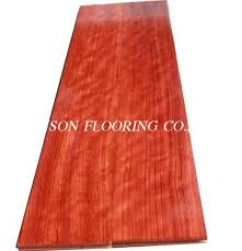 Bubinga Engineered Wood Flooring