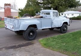 Image Detail For -1957 IHC International Harvester A-160 4x4 ...