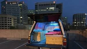 100 Truck Canopy Seattle Urban Stealth Camping In A Tacoma YouTube