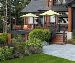 Horizontal Deck Railing Ideas by Metal Deck Railing Ideas U2014 Jbeedesigns Outdoor Deck Railing