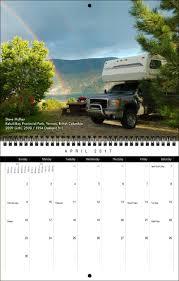 100 Truck Camper Magazine 2017 Calendar Ready To Order 3