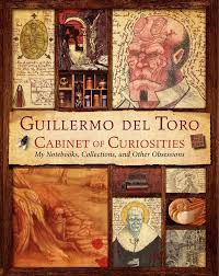 review guillermo toro s cabinet of curiosities my notebooks