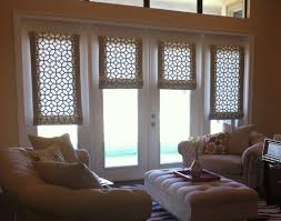 Front Door Sidelight Curtain Rods by More Knoeladge Front Door Window Curtains New Window Treatments