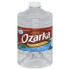 Ozarka 100 Natural Spring Water