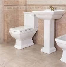 waschbecken keramik retro waschtisch inkl säule stand wc