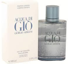 giorgio armani 16756831005 acqua di gio eau de toilette spray 100