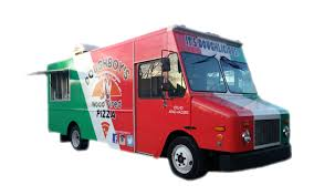 100 Pizza Truck Its Doughlicious