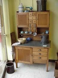 Primitive Decor Kitchen Cabinets by 417 Best Hoosiers Images On Pinterest Hoosier Cabinet Antique