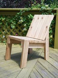 delighful wood outdoor chairs francisco tables by forever redwood
