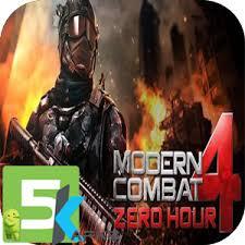 modern combat free modern combat 4 zero hour v1 2 2e apk mod offline data free for
