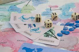 Argentine Strategy Wargame Based On The Popular Risk Analog Games