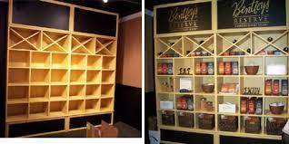 Retail Details Blog Bentleys Reserve OneCoast Store Display Visual Merchandising