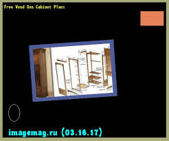 Free Wooden Gun Cabinet Plans by Free Wood Gun Cabinet Plans The Best Image Search Imagemag Ru