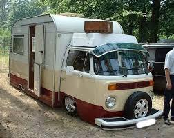 Rv Campers Camping Trailers Travel Bay Windows Vintage Vw Bus Volkswagen Motor Homes Busses