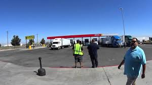 397 Pilot Truck Stop Hesperia California - YouTube