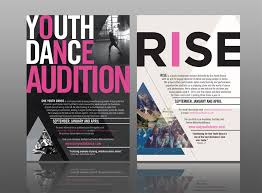 Creative Best Flyer Designleaflet Design For One Youth Dance With A Classy Contemporary Urban Style