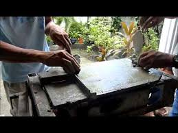 how to make a micro concrete roof tile