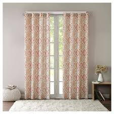 Target Pink Window Curtains by Sunflower Print Curtains Target
