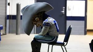 The History Of The Dallas Cowboys Choking   NBC Sports ... Pnic Time Oniva Dallas Cowboys Navy Patio Sports Chair With Digital Logo Denim Peeptoe Ankle Boot Size 8 12 Bedroom Decor Western Bedrooms Great Adirondackstyle Bar Coleman Nfl Cooler Quad Folding Tailgating Camping Built In And Carrying Case All Team Options Amazonalyzed Big Data May Not Be Enough To Predict 71689 Denim Bootie Size 2019 Greats Wall Calendar By Turner Licensing Colctibles Ventura Seat Print Black