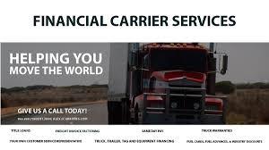 Financial Carrier Se On Twitter: