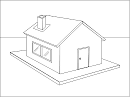 Coloring Page House Buildings And Architecture 100