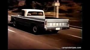 100 1968 Dodge Truck Sweptline Pickups Original Commercial YouTube