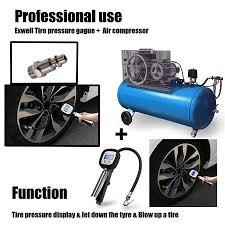 0 ~150 PSI LCD Digital Car Truck Tire Inflator Gauge Tire Pressure ... Best Portable Tire Inflators Of 2018 Should You Buy One Scanner Dual Chuck Inflator Set With Hose 3 Pc Air Dual Tire Chuck 812 Long Trucks Atvs Rvs Tool Inflator 8mm Brass Car Truck Air Valve Connector Clipon Copper Craftsman 12v Shop Your Way Online This Will Selfinflate Like A Selfwding Watch Theblaze 5 Gallon Bead Seater Seating Blaster Motorcycle Vehicle Diagnostic Tool Inflators Fix Flat Sealer Youtube For Or China Jqiao Auto Gloo Dc Electric Compressor Pump 150 Psi Digital