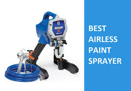 Best Airless Paint Sprayer For Ceilings by Best Airless Paint Sprayer U2013 2017 Buyers Guide Home Handyman Hero