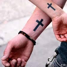 65 Creative And Faithful Cross Tattoos For Men Women