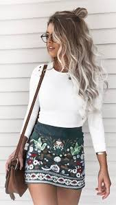Pretty Casual Spring Fashion Outfits For Teen Girls 37