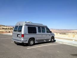 2000 Ford E 150 Econoline Conversion Camper Van 54L
