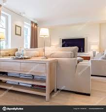 beige wohnzimmer gemutlich caseconrad