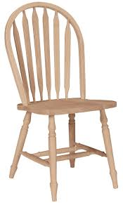 John Thomas SELECT Dining 113T Arrowback Windsor Chair With ...
