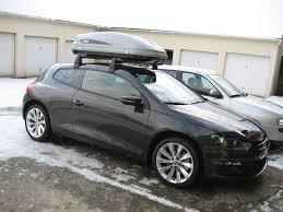 coffre toit de voiture le forum de la volkswagen scirocco afficher le sujet un coffre